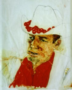 Click to enlarge: Marlboro Man with Black Forest Hat